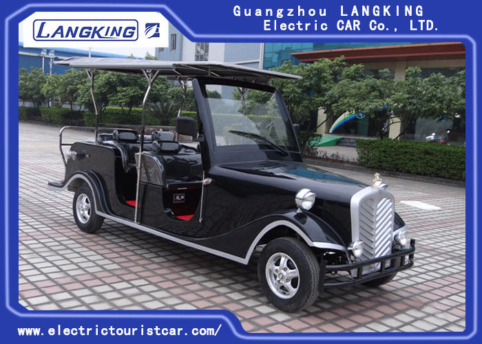 Resort 6 Person Classic Vintage Electric Car For Personal Transport 28km/H